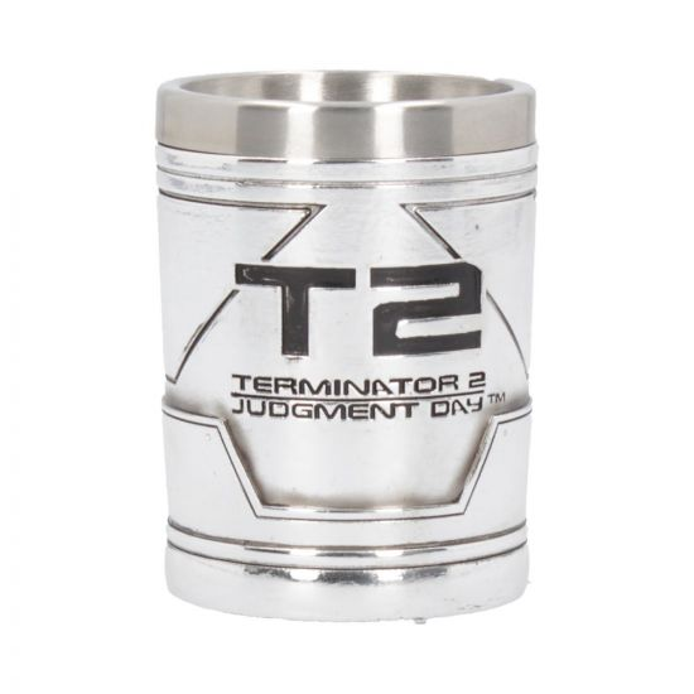 Terminator 2 Shot Glass 7cm