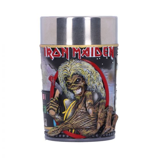 Iron Maiden The Killers Shot Glass 8.5cm Band Licenses New Products Artist Collections