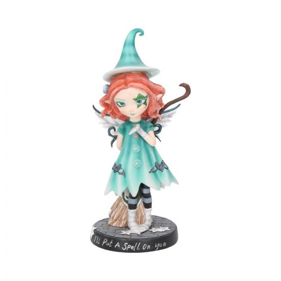 I'll Put A Spell On You 19.5cm Fairies Fairy Figurines Medium (15-29cm) Premium Range