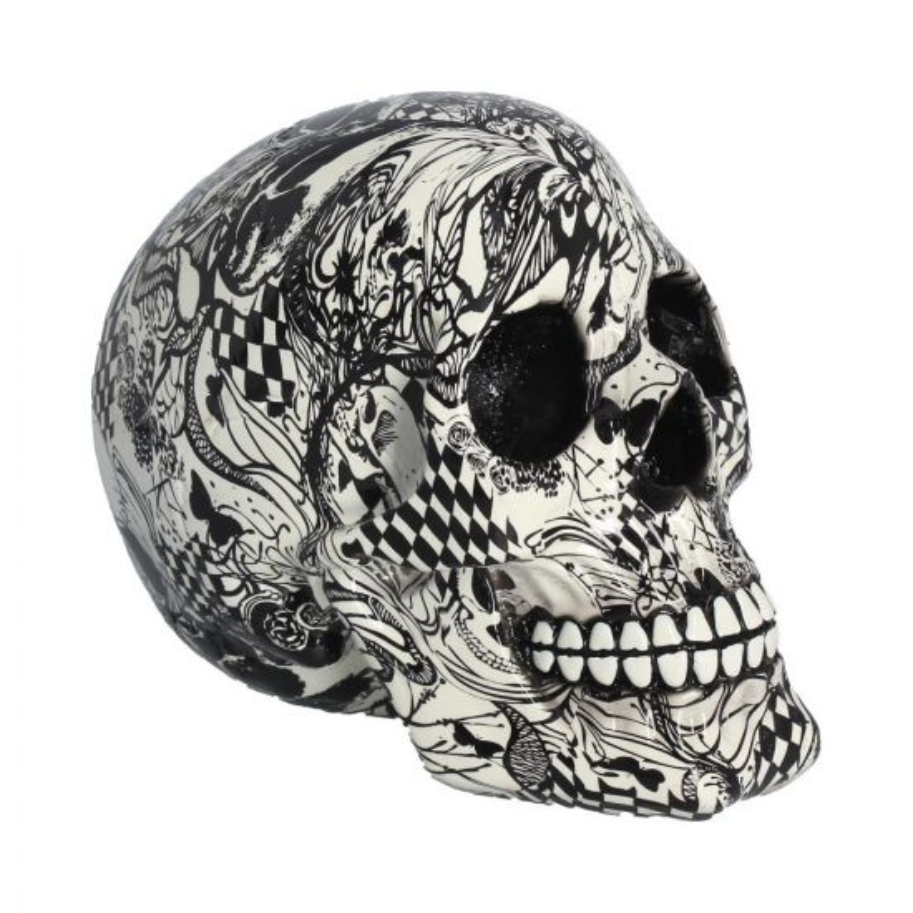 Abstraction 19cm Skulls Skulls (Premium) Premium Range
