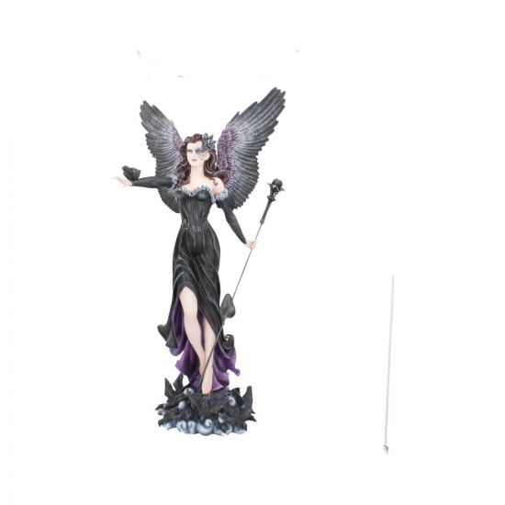 Raven Fairy Queen Maeven Figurine 78.5cm Premium Angels