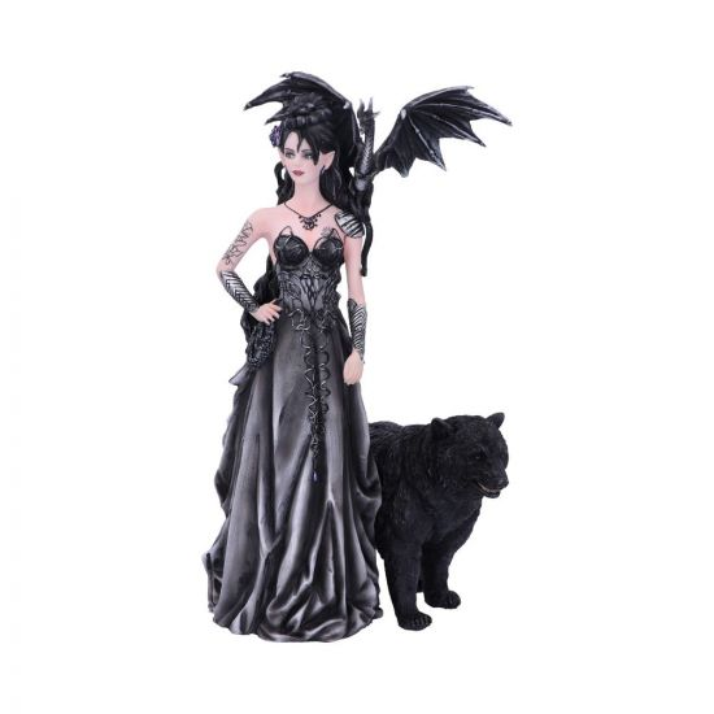 Mistress of the Lycani by Nene Thomas 32.5cm Fairies Fairy Figurines Large (30-50cm)