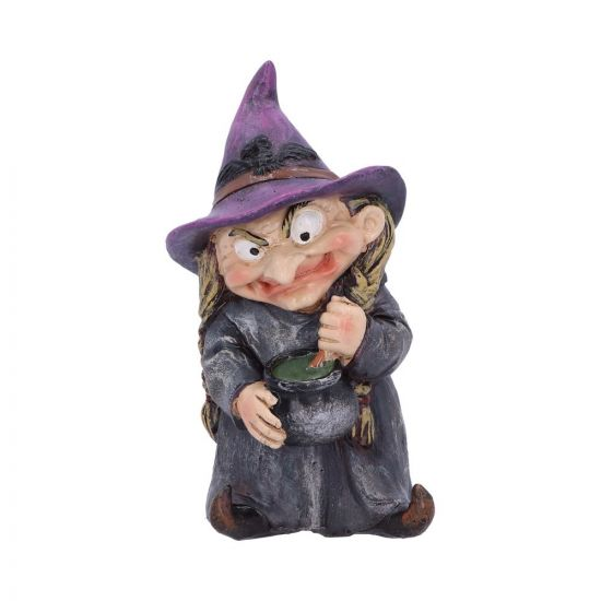 Double Double 9.7cm Witches Back in Stock Premium Range