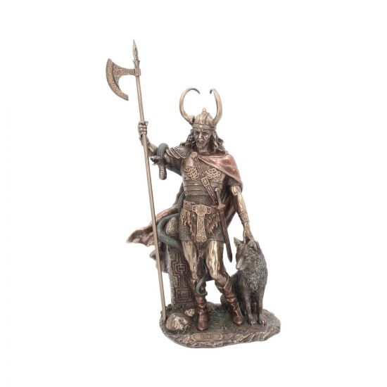 Loki-Norse Trickster God 35cm Mythology Mythology Nicht spezifiziert
