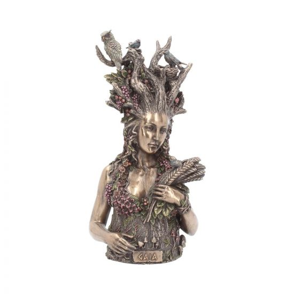 Gaia Bust 26cm Mythology Erdgöttin Nicht spezifiziert