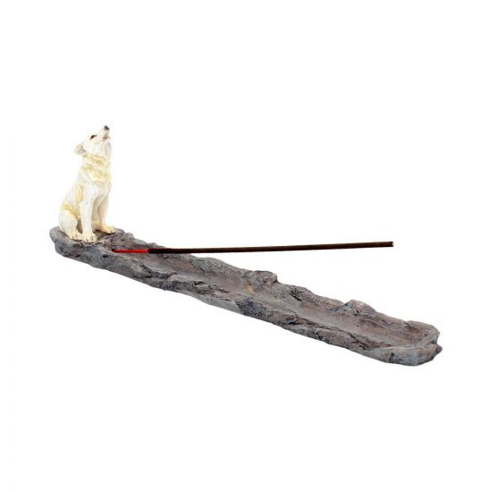 Wolf Call Incense Holder 27.8cm