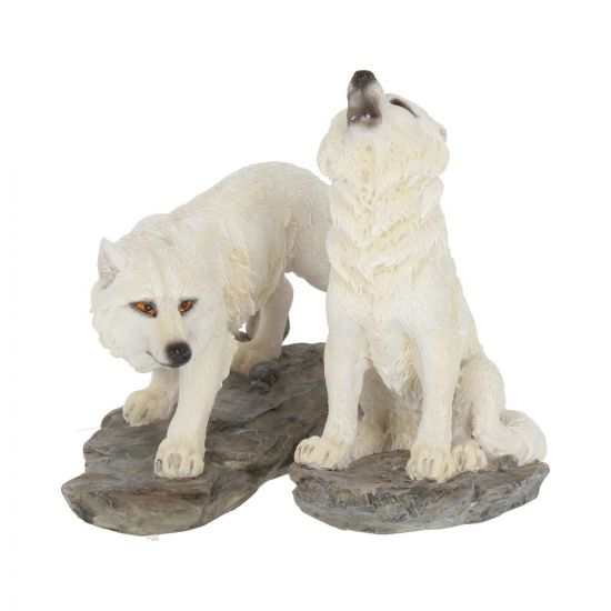 Before the Chase (Set of 2) 9.8cm Wolves Nicht spezifiziert