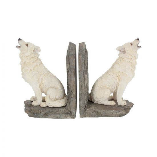 Wardens of the North Bookends 20.3cm Wolves Nicht spezifiziert