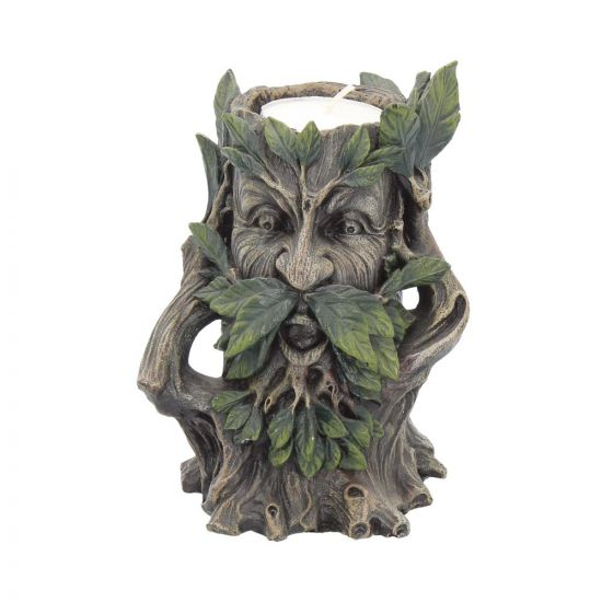 Wildwood Tealight Holder 12cm Tree Spirits Tree Spirits Premium Range