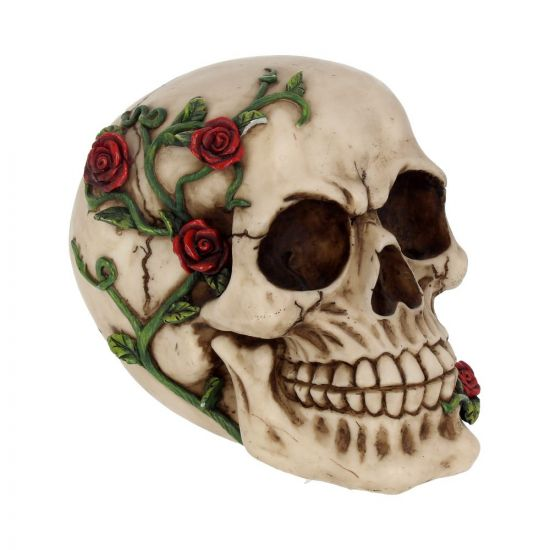 Rose From Beyond 15cm Skulls Mother's Day