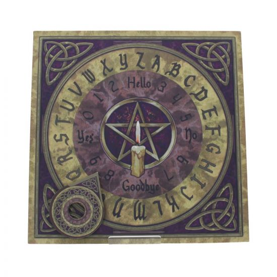 Pentagram Spirit Board 38.5cm Witchcraft & Wiccan Lisa Parker Artist Collections