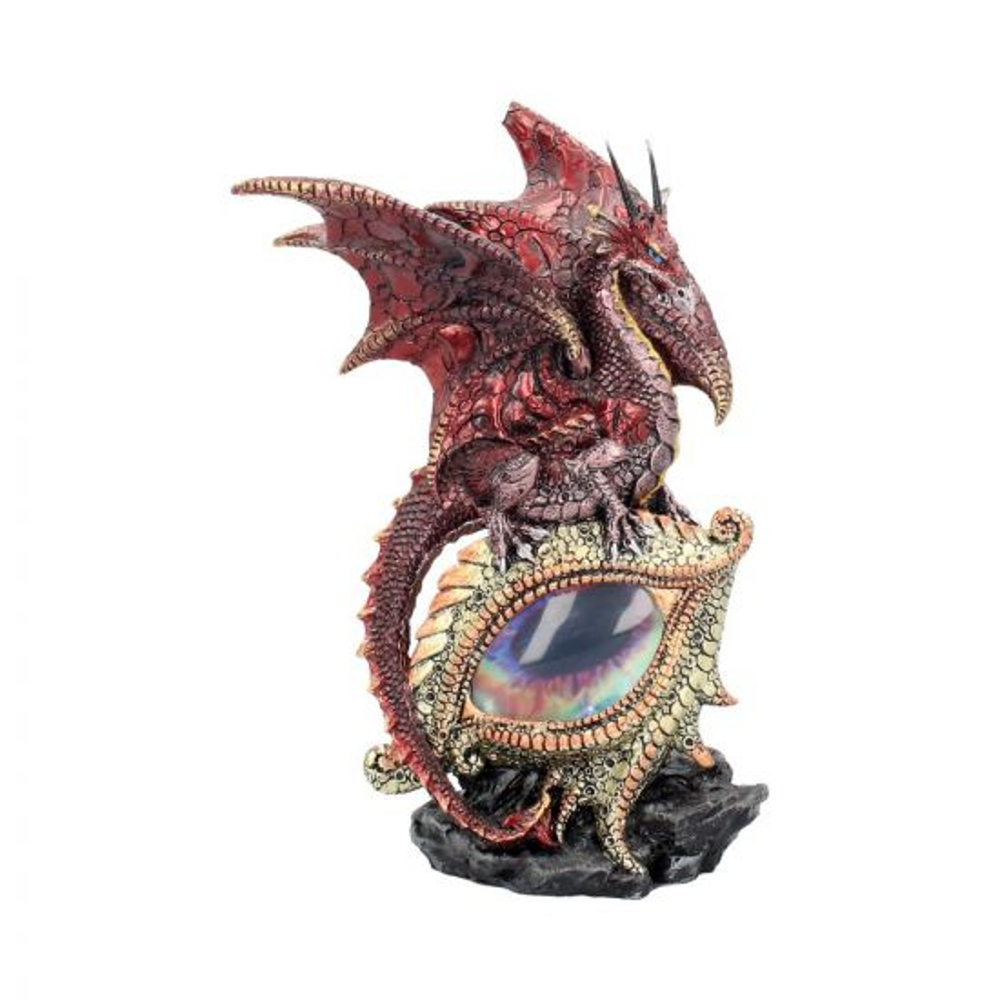 Eye Of The Dragon Red 21cm Dragons Dragons Value Range