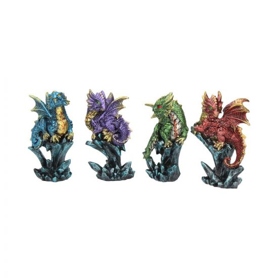 Dragonling Brood (Set of 4) Dragons Dragons Value Range