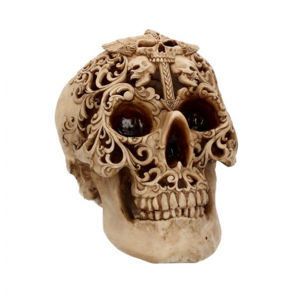 Final Flourish 36cm Skulls Schädel