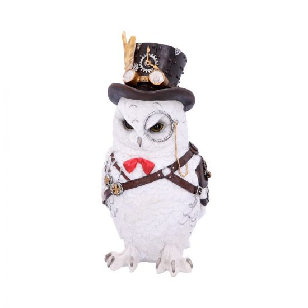 Cogsmiths Owl 23.5cm Owls Steampunk Value Range