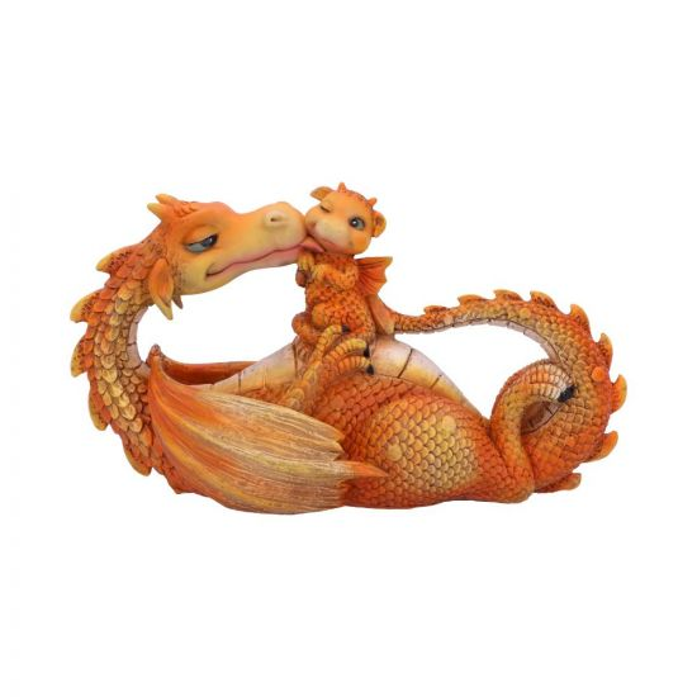Sweetest Moment (Orange) 20.2cm Dragons Dragons Value Range