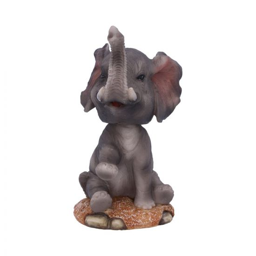 Bob Elly 11.5cm Elephants Bobbleheads